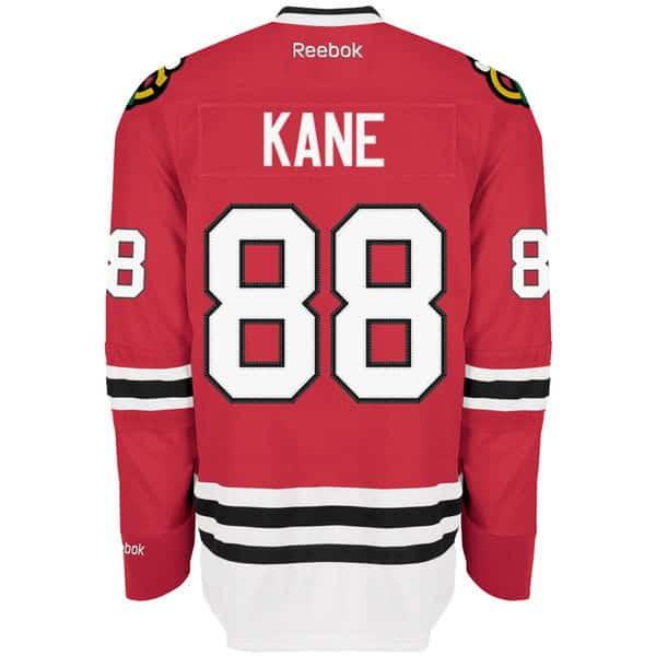 Kane Chicago Blackhawks Premier Home Jersey