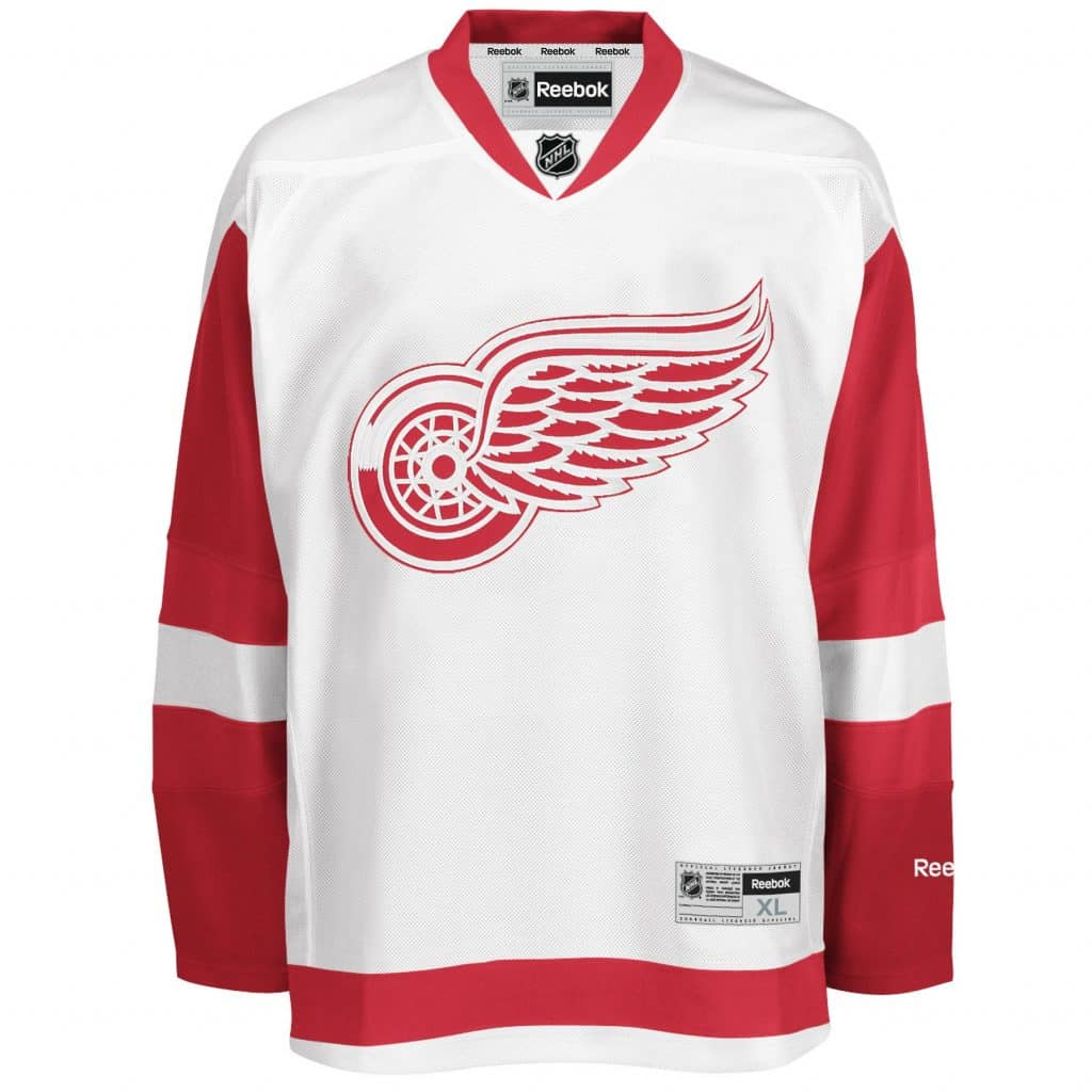 Officially Licensed Authentic NHL Jerseys