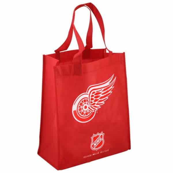 Detroit Red Wings Grocery Bag