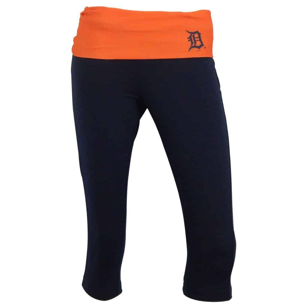 Detroit Tigers Women's Sublime Capri Pants