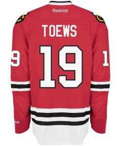 Toews Premier Home Jersey