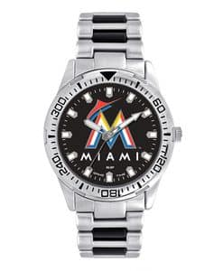 Miami Marlins Watches