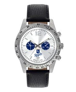 Kansas City Royals Mens Quartz Analog Letterman Watch