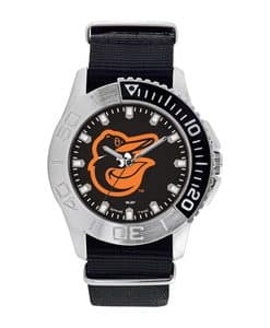 Baltimore Orioles Mens Quartz Analog Starter Watch
