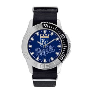 Kansas City Royals Mens Quartz Analog Starter Watch