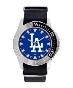 Los Angeles Dodgers Mens Quartz Analog Starter Watch