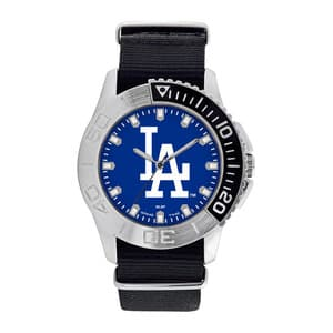 Los Angeles Dodgers Mens Quartz Analog Starter Watch