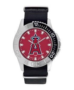 Los Angeles Angels Mens Quartz Analog Starter Watch