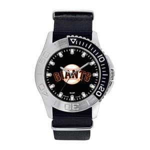 San Francisco Giants Mens Quartz Analog Starter Watch