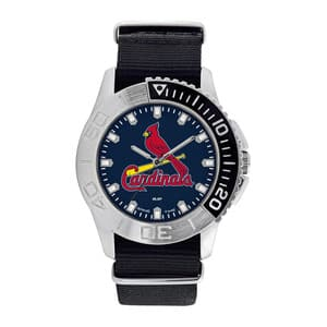 St. Louis Cardinals Mens Quartz Analog Starter Watch