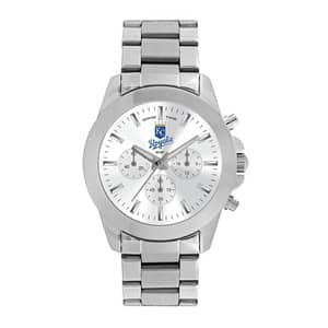 Kansas City Royals Ladies Quartz Analog Silver Knockout Watch