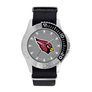 Arizona Cardinals Mens Quartz Analog Starter Watch