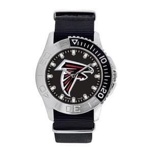 Atlanta Falcons Mens Quartz Analog Starter Watch