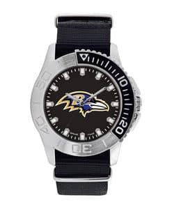 Baltimore Ravens Mens Quartz Analog Starter Watch