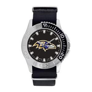 Baltimore Ravens Mens Quartz Analog Starter Watch
