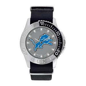 Detroit Lions Mens Quartz Analog Starter Watch