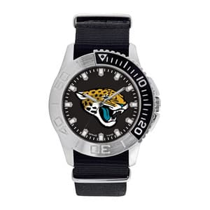 Jacksonville Jaguars Mens Quartz Analog Starter Watch