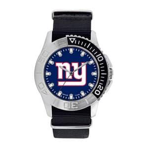 New York Giants Mens Quartz Analog Starter Watch