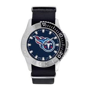 Tennessee Titans Mens Quartz Analog Starter Watch