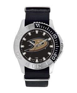 Anaheim Ducks Mens Quartz Analog Starter Watch