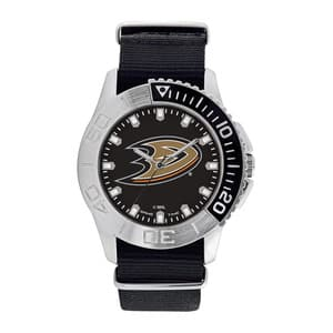 Anaheim Ducks Mens Quartz Analog Starter Watch