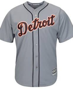 Cameron Maybin Detroit Tigers Cool Base Replica Road Jersey