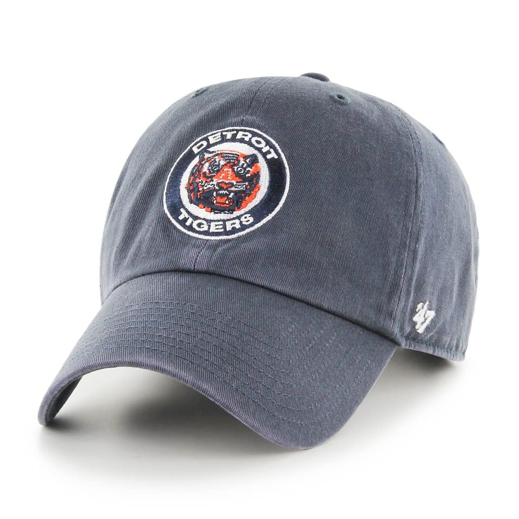 new arrival b21ff 3e5ad ... cheap detroit tigers 47 brand vintage classic clean up adjustable hat  69dc6 96cea