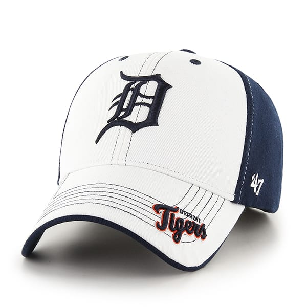 Detroit Tigers Kids Revolution Adjustable Hat