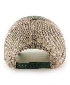 Michigan State Spartans 47 Brand Tuscaloosa Adjustable Hat Back