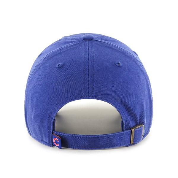 Chicago Cubs 47 Brand Clean Up Adjustable Hat Back