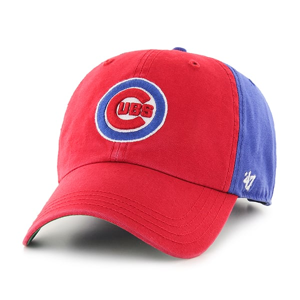 Chicago Cubs 47 Brand Royal Clean Up Adjustable Hat
