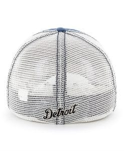 Detroit Tigers Dyer Rockford Mesh Stretch Fit Hat Back