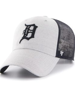 Detroit Tigers Gray Tamarac Mesh Adjustable Hat