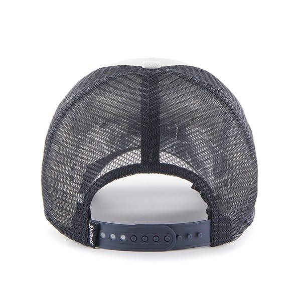 Detroit Tigers Gray Tamarac Mesh Adjustable Hat Back