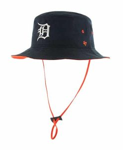 Detroit Tigers 47 Brand Kirby Bucket Hat