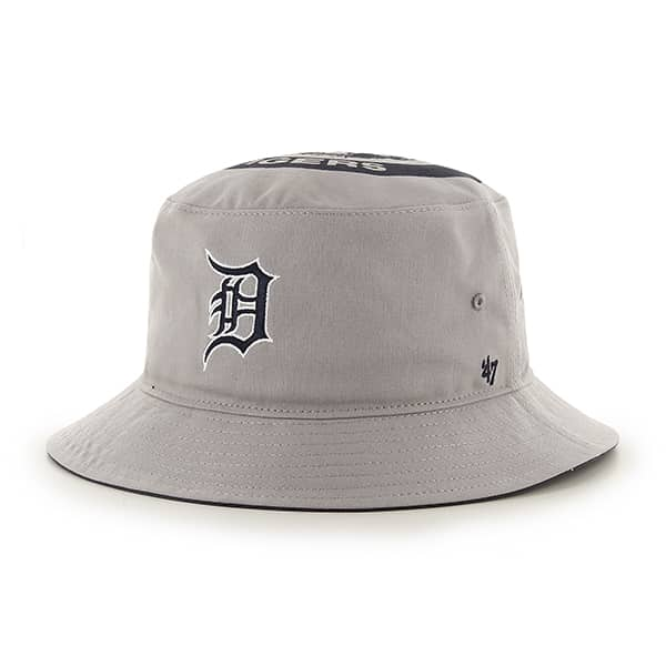 Detroit Tigers 47 Brand Stapleton Bucket Hat