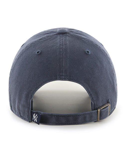 NY Yankees 47 Brand Vintage Clean Up Adjustable Hat Back