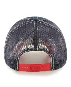 Boston Red Sox Turner Mesh Stretch Fit Hat Back