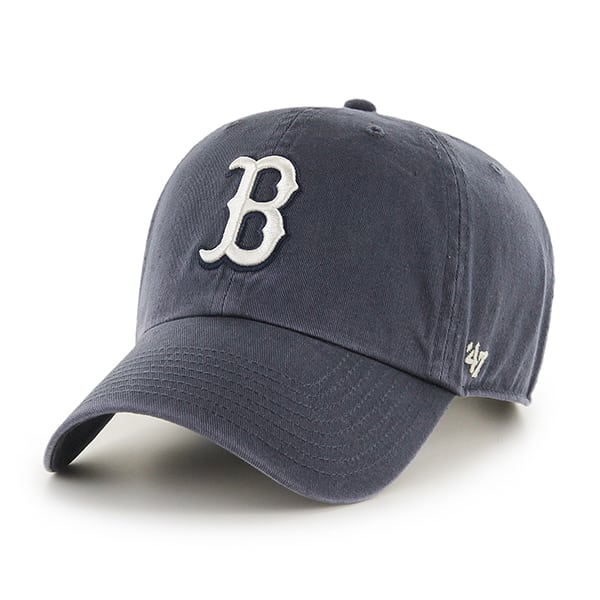 Boston Red Sox Vintage Clean Up Adjustable Hat