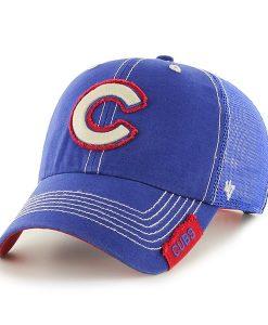 Chicago Cubs Turner Clean Up Adjustable Hat