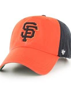 San Francisco Giants 47 Brand Flagstaff Clean Up Adjustable Hat