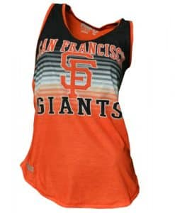 San Francisco Giants Womens Dynamic Tank Top