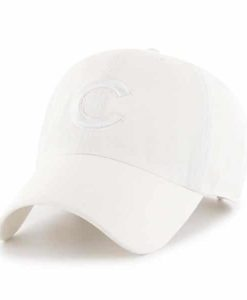 Chicago Cubs 47 Brand White Clean Up Adjustable Hat