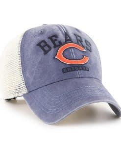 Chicago Bears 47 Brand Vintage Brayman MVP Adjustable Hat