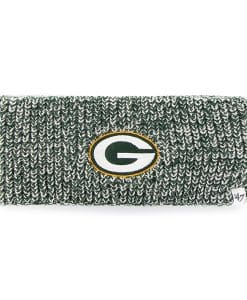 Green Bay Packers Women's 47 Brand Dark Green Prima Headband
