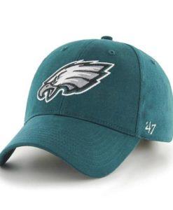Philadelphia Eagles TODDLER 47 Brand MVP Pacific Green Hat