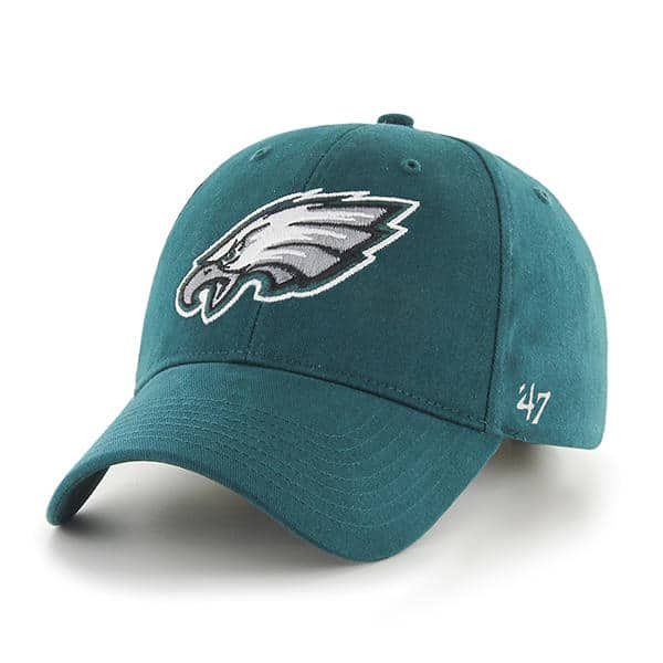 Philadelphia Eagles TODDLER 47 Brand MVP Pacific Green Hat