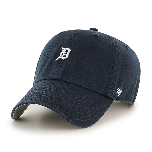 the best attitude 9a4d3 8c101 Detroit Tigers Abate Clean Up Navy 47 Brand Adjustable Hat - Detroit Game  Gear