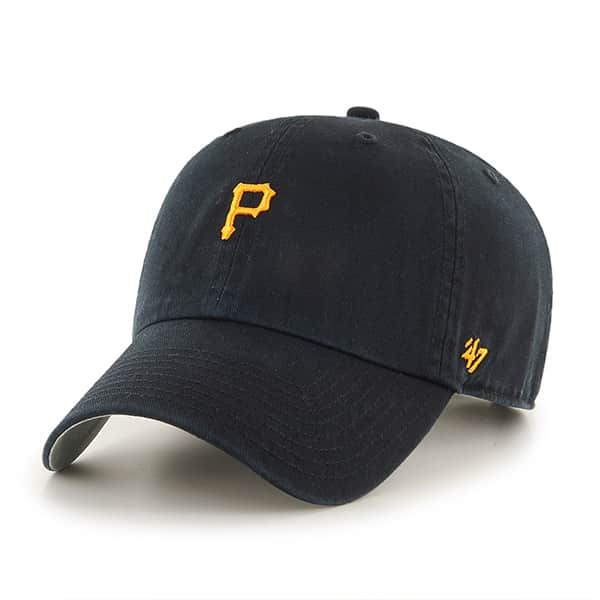 Pittsburgh Pirates Abate Clean Up Black 47 Brand Adjustable Hat