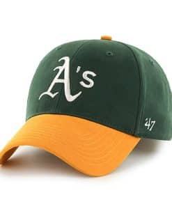 Oakland Athletics Basic MVP Home 47 Brand KID Hat